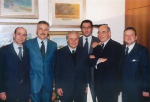 2003 Anniversario dei 35 anni della Capogrossi Assicurazioni
